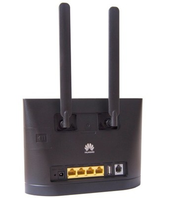 My Bits & Bobs: Huawei B525 4G Router/modem - mini-review