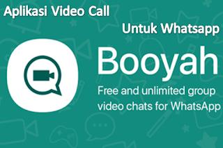 Ingin Melakukan Video Call di Whatsapp ??? Begini caranya