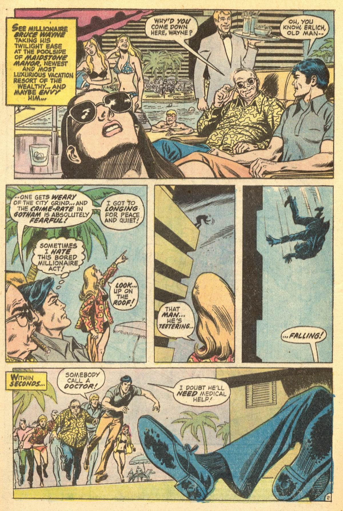 Detective Comics (1937) 431 Page 3