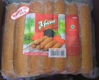 Sosis Jumbo Jofrans Chicken Original 15 cm 1 kg isi 14 pcs - Sosis