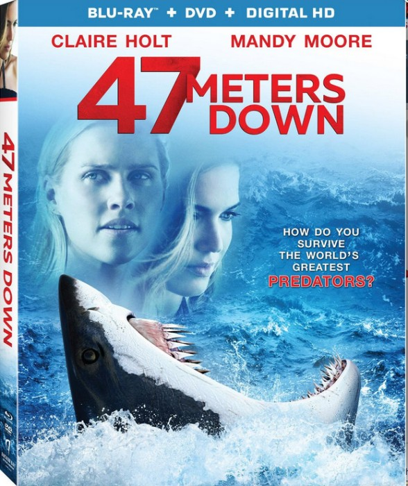Mystery , Suspense , Movie , HD , 720p , 2017 , 47 Meters Down