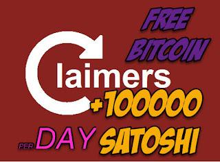 Earn Free Bitcoin 100000 Satoshi Per Day