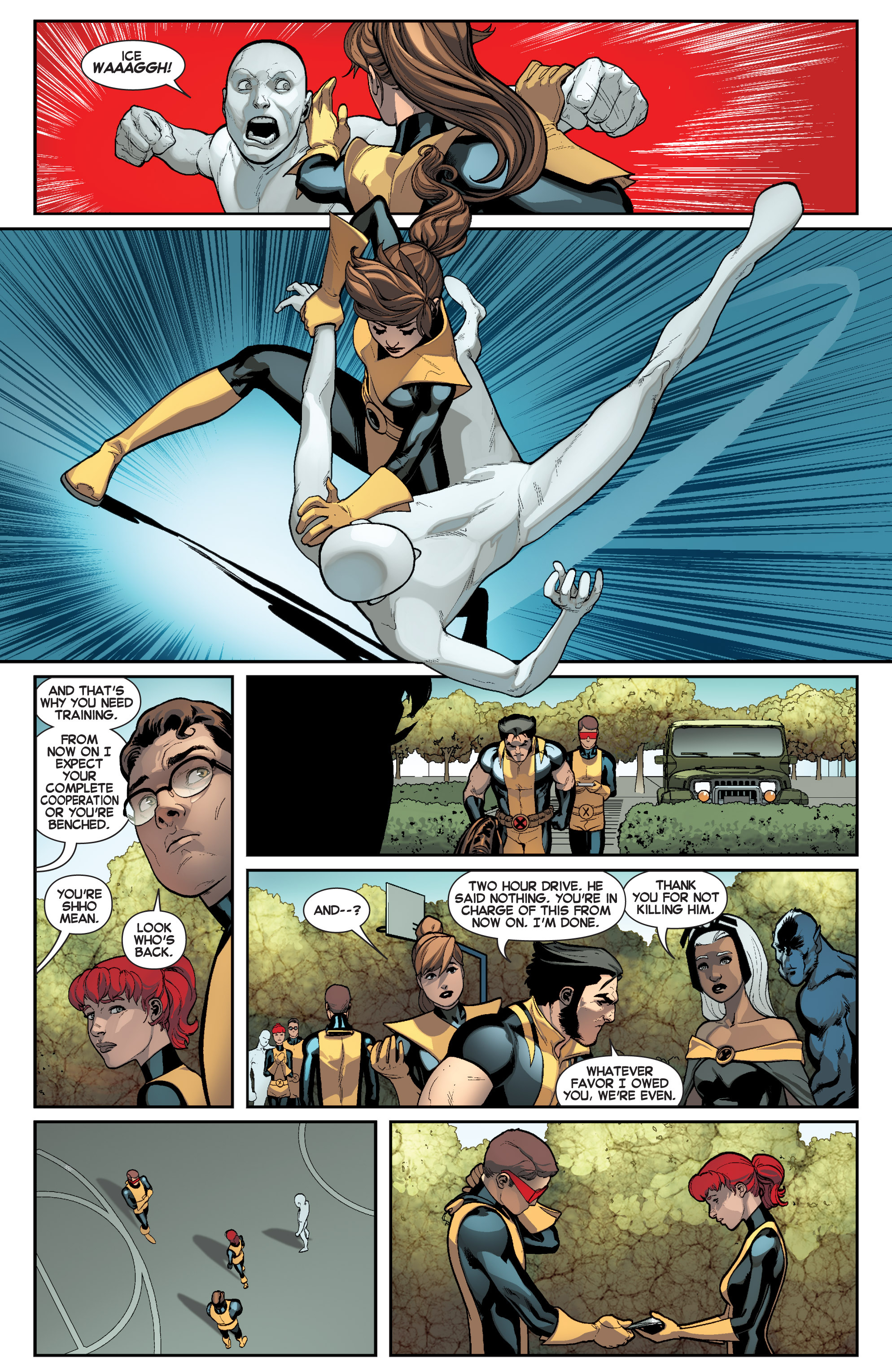 Read online All-New X-Men (2013) comic -  Issue # _Special - Here To Stay - 40