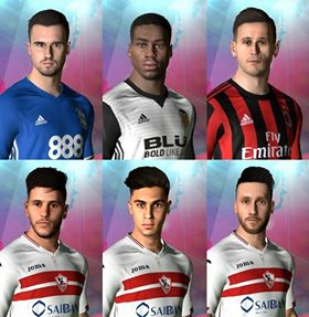 PES 2017 Option File Update Transfer For PES Professionals V3.4 (23-08-2017)