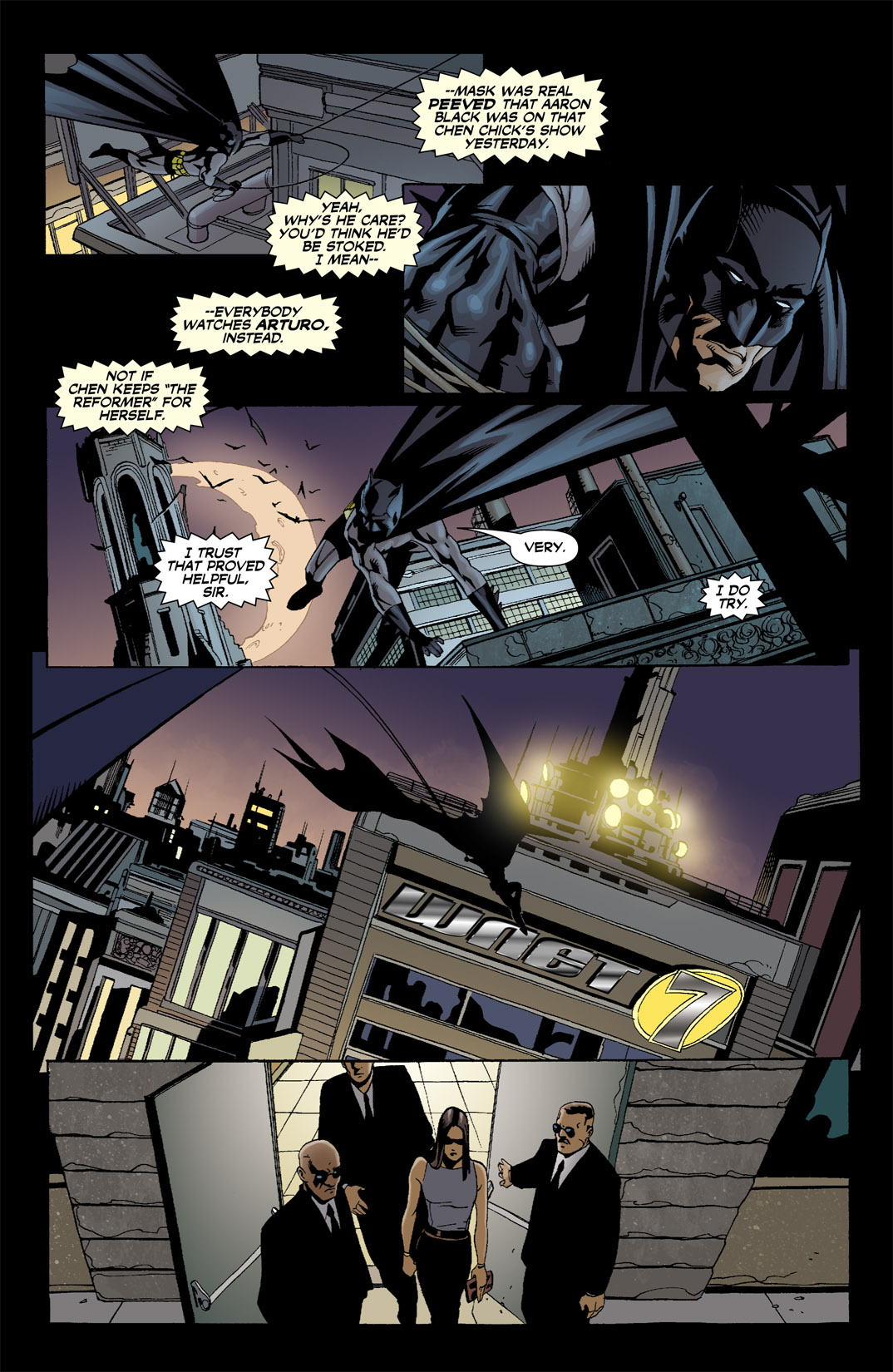 Detective Comics (1937) 810 Page 5