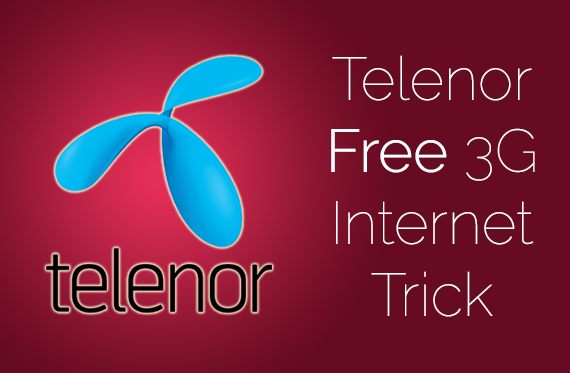 Free 1 5gb data trick for Telenor Pakistani users - TECH FOE