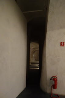Dark Passageways Doorways Marino Marini Museum Florence Italy