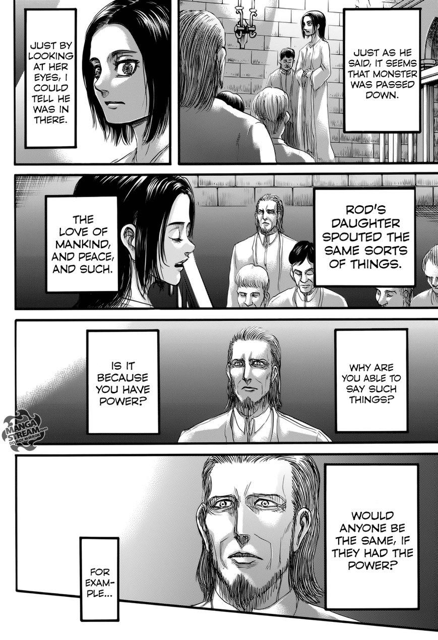 Shingeki no Kyojin Ch 69: Friend(MS Version)