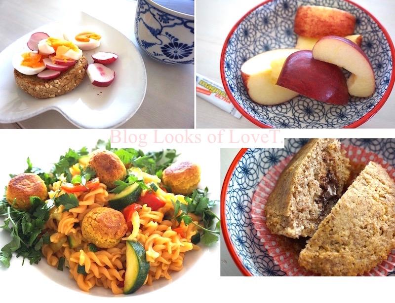 Vegetarischer Diätplan zum Abnehmen