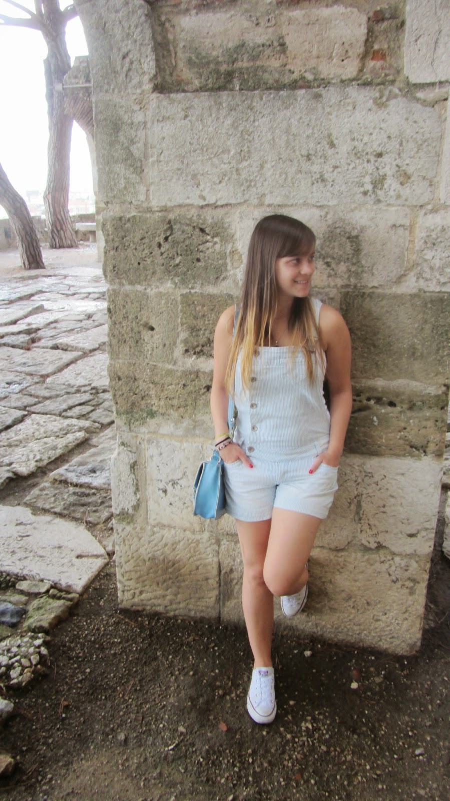 Clothes & Dreams: OOTD x3: Boa Lisboa: OOTD #2