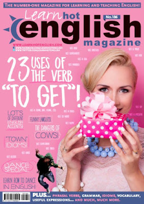 Hot English Magazine - Number 186