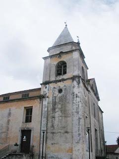 Chiesa di Santa Marissima del Rosario, Pastene, Italy