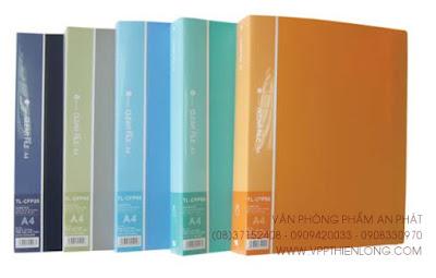 Bìa nhiều lá Thiên Long