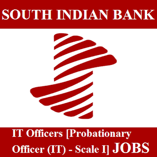 South Indian Bank, Bank, IT Officer, PO, Probationary Officer, freejobalert, Sarkari Naukri, Latest Jobs, Graduation, south indian bank logo