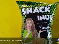 Diluncurkan di Bonbin, Snack Inul Kenapa Belum Ada Logo Halal?