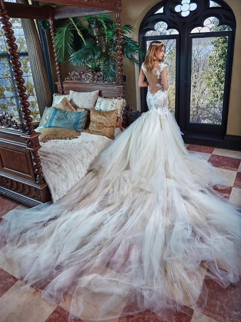 vestidos de novia primaveral