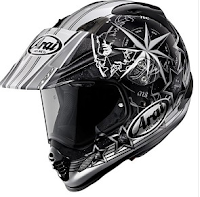 Arai Tour-Cross Motif