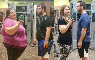 How I Lost 300 Pounds Without Living In The Gym