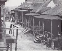 Negro quarter, Atlanta, 1936