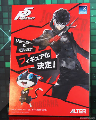 Shujinkou & Morgana de Persona 5