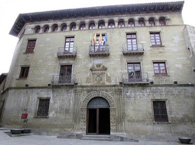 Sos del Rey Católico; Cinco Villas; Aragón