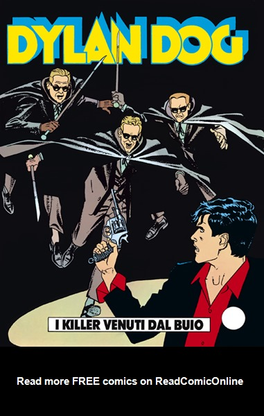 Dylan Dog (1986) 78 Page 1