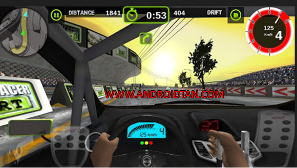 Free Download Rally Racer Dirt Mod Apk v1.5.3 (Unlimited Money/Ads Free) Android Terbaru 2017