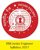 RRB Junior Engineer Syllabus 2017