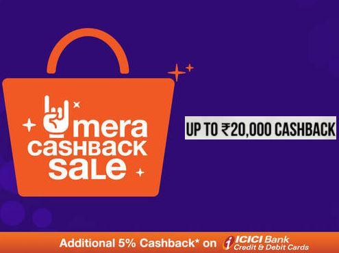 Paytm Mall Cashback Diwali Sale Upto 70% OFF + 80% All Item