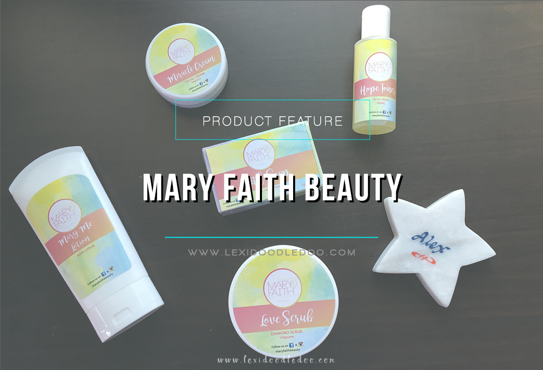 Mary Faith Beauty | Product Review | Tick Tock It's Locked