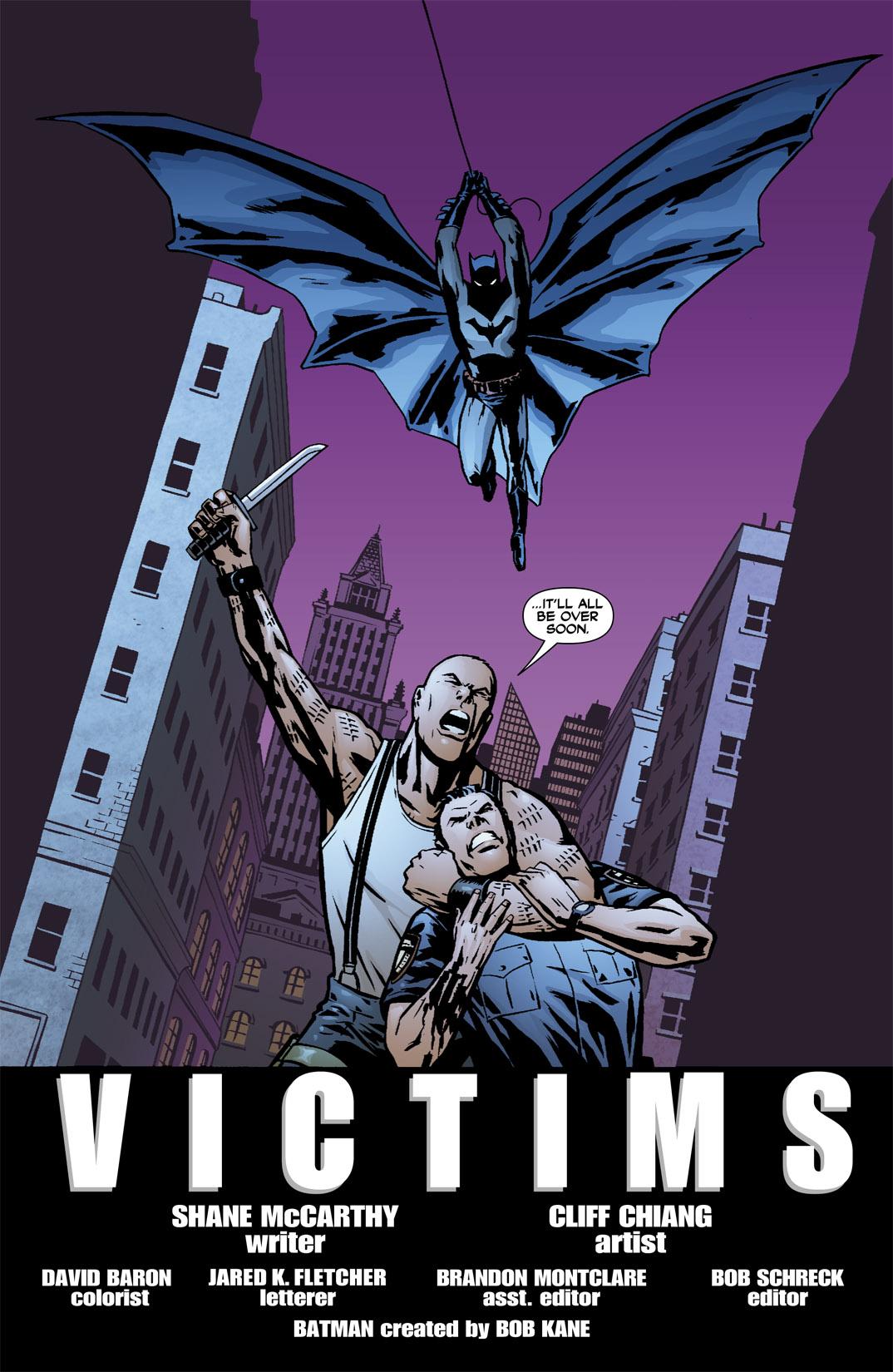 Detective Comics (1937) 816 Page 4