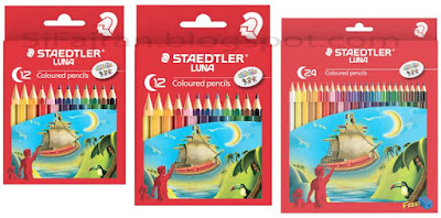 Staedtler Pensil Warna Coloured