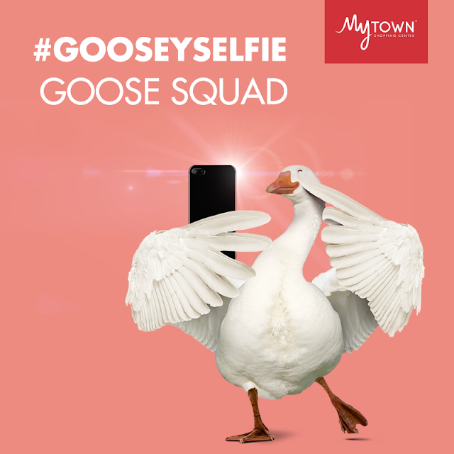 #GooseySelfie Contest By MyTOWN Shopping Center