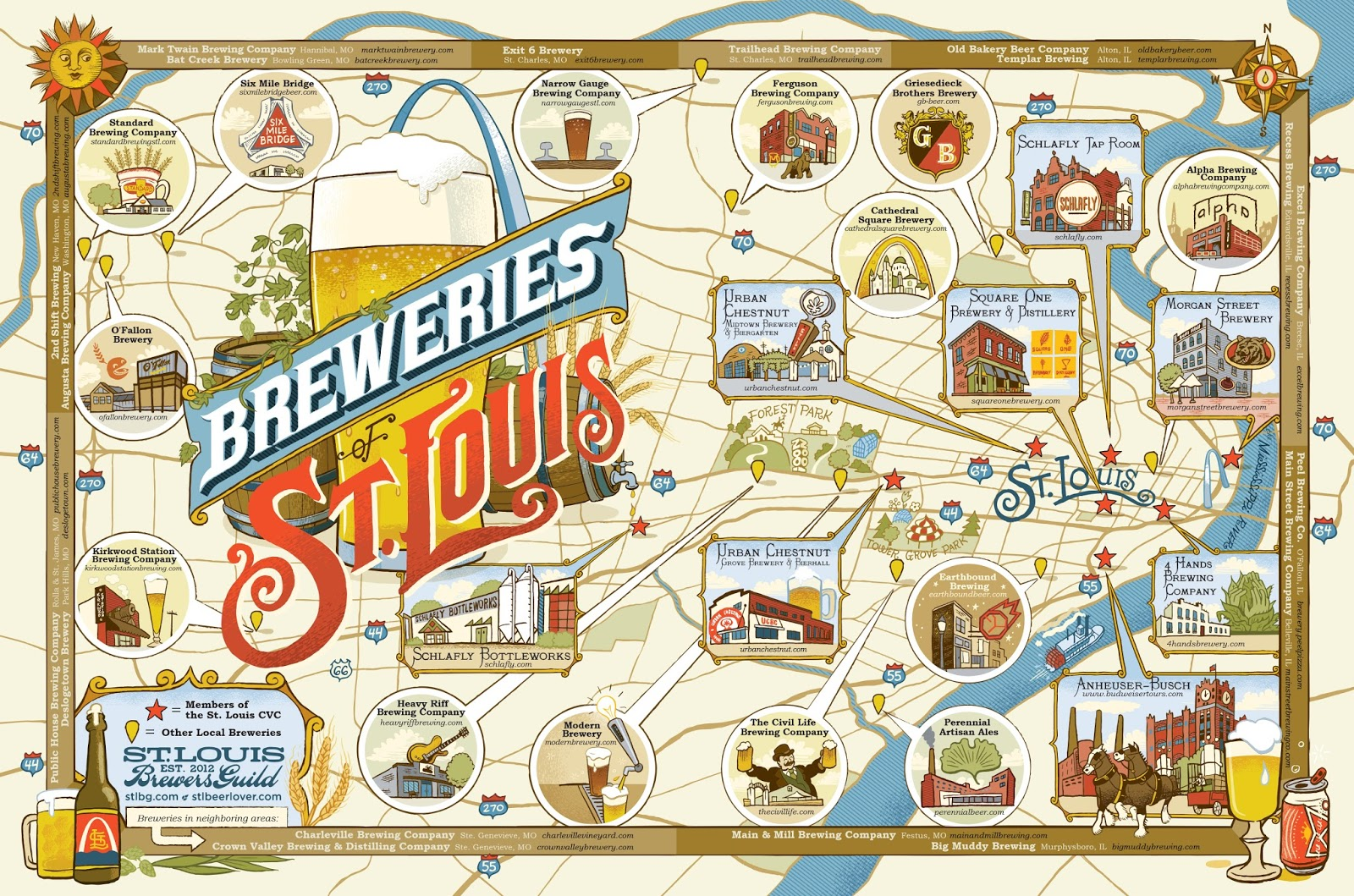 zettwoch 39 s suitcase breweries of st louis
