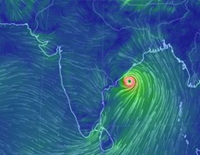 Cyclone Fani Likely To Hit Odisha Tomorrow (3rd May)