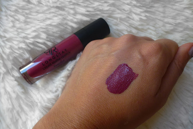 matte liquid lipstick review