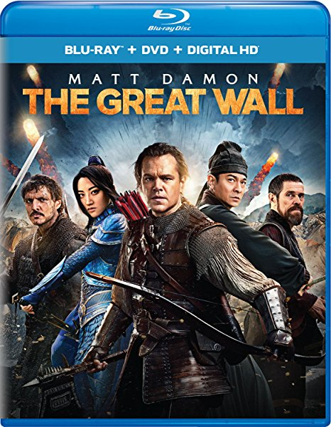 The Great Wall (La Gran Muralla) (2016) m1080p BDRip 9.4GB mkv Dual Audio DTS-HD 7.1 ch