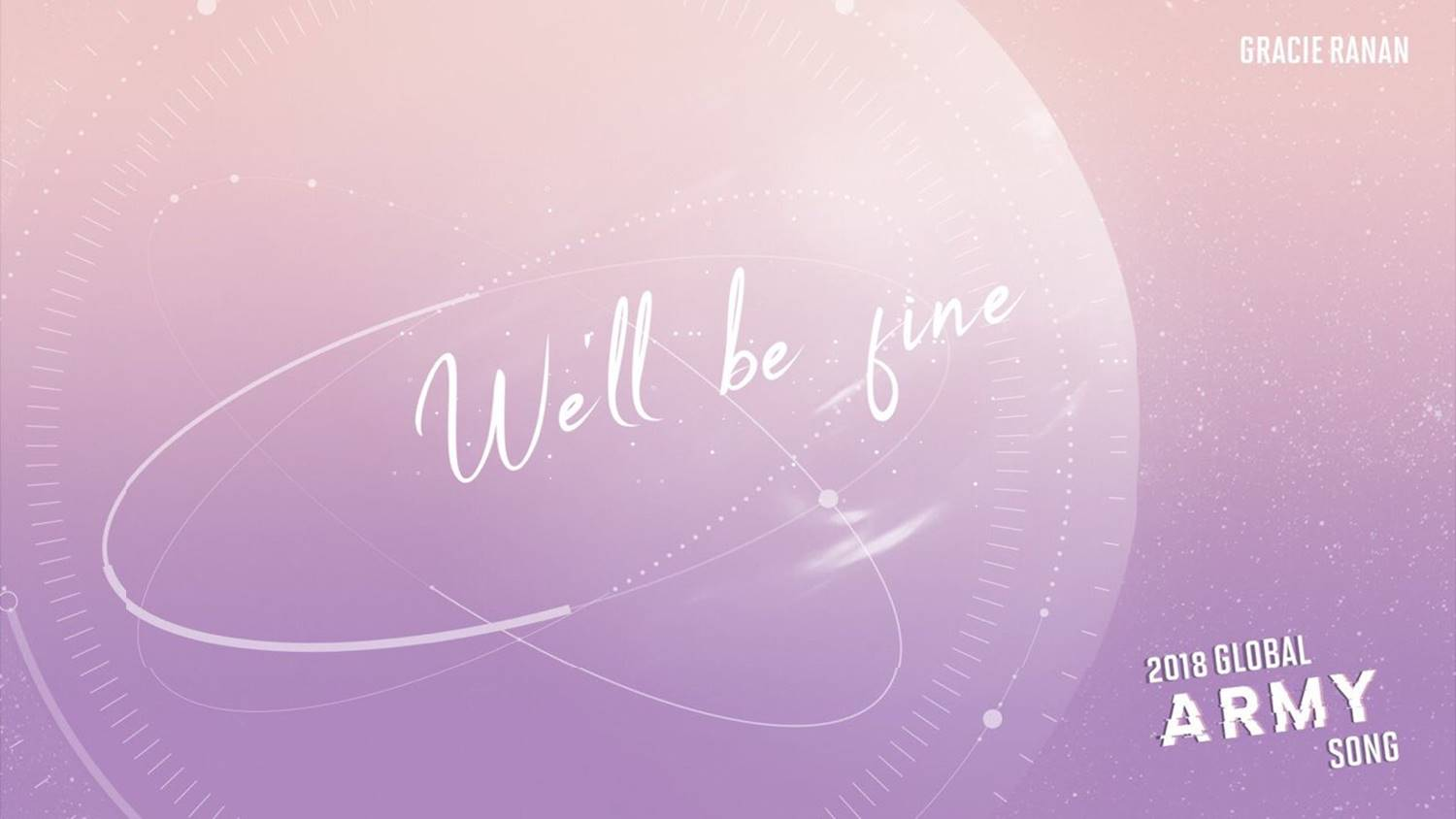 We'll Be Fine - Gracie Ranan ft Army