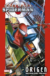 Ultimate Spiderman Origen
