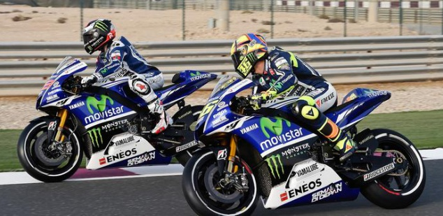 Movistar deja de patrocinar a Yamaha en Moto GP