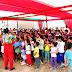 CIENTOS DE NIÑOS EN VIRGEN DEL SOCORRO CELEBRARON LA NAVIDAD ANTICIPADAMENTE