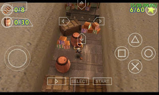 Download Game Toy Story 3 PPSSPP/PSP For Android