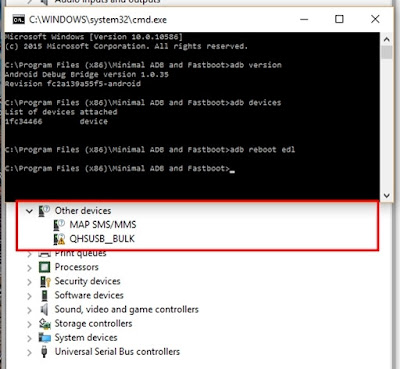 cara install driver qualcomm manual