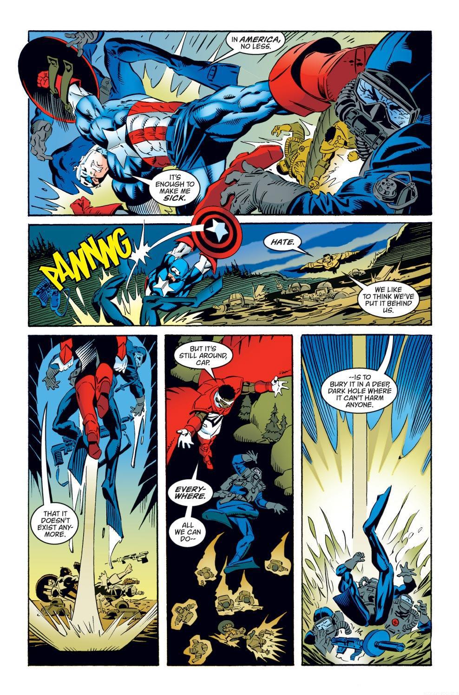 Captain America (1998) Issue #25 #31 - English 33