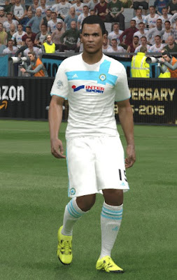 PES 2016 Olympique de Marseille New 2017 Kit