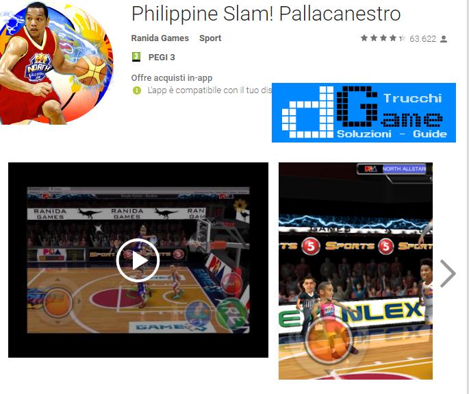 Trucchi Philippine Slam! Mod Apk Android v2.4