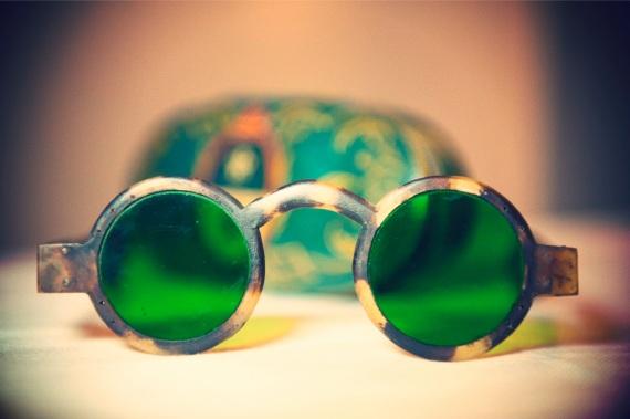 Ilclanmariapia gli occhiali da sole