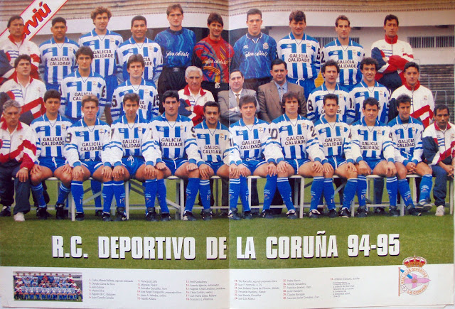 ... do Super Depor (Deportivo da Corunha)