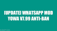 [UPDATE] Download WhatsApp Mod YOWA v7.99 ANTI-BAN