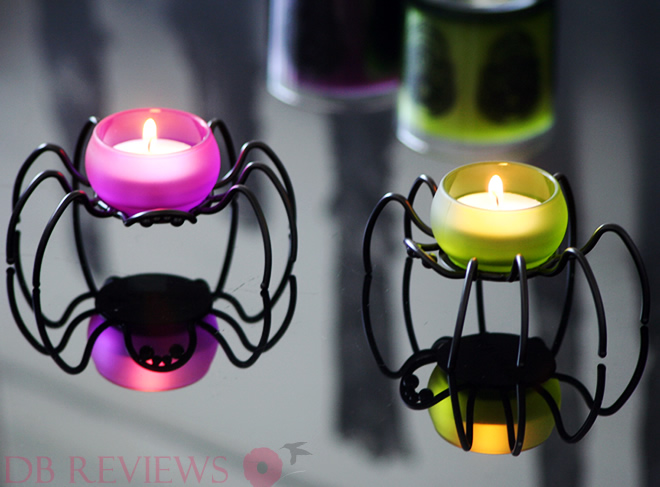 PartyLite Candles The Halloween Collection
